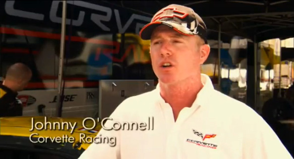 Corvette Racing's O'Connell and Magnussen Join ALMS Discussion on the Laguna Seca Corkscrew