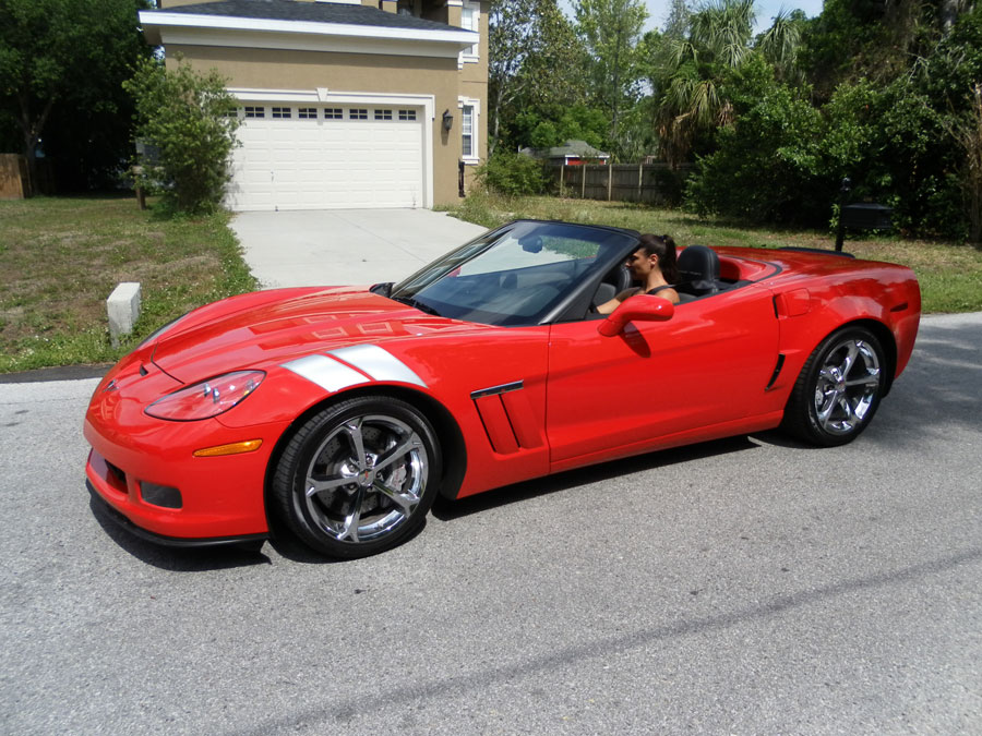 in the garage a 2010 corvette grand sport convertible corvette sales. Black Bedroom Furniture Sets. Home Design Ideas