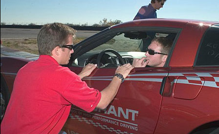 Bondurant Driving School Introduces Dads to High Performance Driving