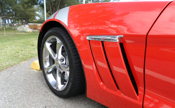 [VIDEO] CorvetteBlogger.com's 2010 Corvette Grand Sport Review