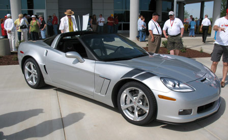 2010 Corvette Production Constraints