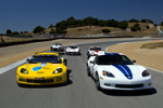 Chevrolet to Salute Corvette Legends of Le Mans at Monterey