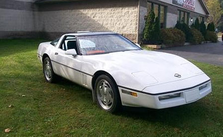 1989 Corvette Coupe for Sale at VetteFinders.com