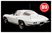 1963 Split Window Coupe Corvette