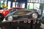 Corvette LMP1 Race Car Model