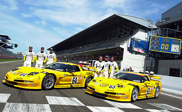 10 Years After: Memories of Corvette Racing's First Le Mans Victory