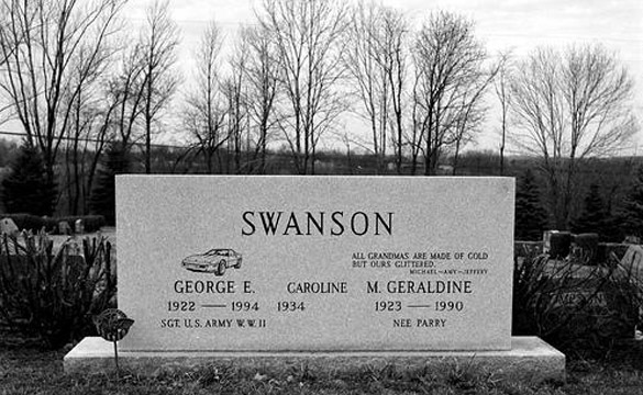 This Day in Corvette History: George Swanson Laid to Rest