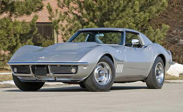 Auction Results: Mecums Spring Classic Corvette Sales Total $6.7 Milli