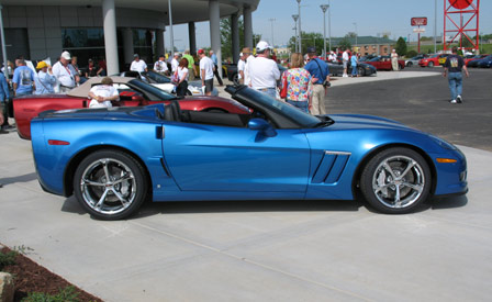 Offical 2010 Corvette Grand Sport Pricing Released