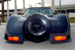 Corvettes on eBay: 1978 Tim Burton Replica Batmobile