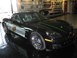 2008 30th Anniversary Indy 500 Pace Car Corvette