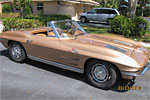 Corvette Values: 1963 Corvette Roadster