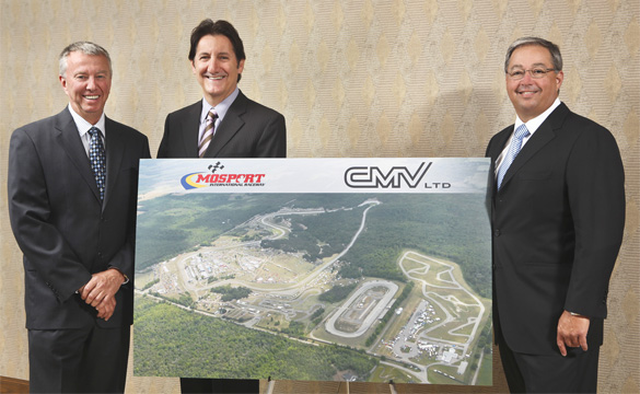 Former Corvette Racing Driver Ron Fellows and Partners Buy Mosport International Raceway
