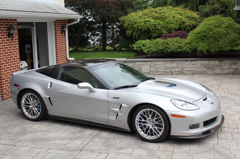 Corvettes on eBay: Lance Miller's 2009 Corvette ZR1 - Corvette ...