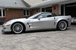 Corvettes on eBay: Lance Miller's 2009 Corvette ZR1