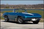 Harley Earl's 1963 Corvette Roadster