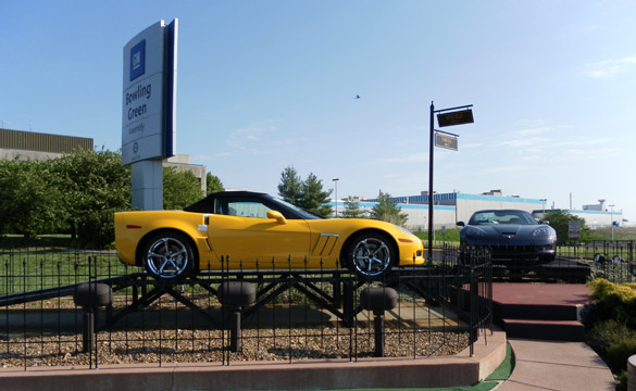 May 2010 Corvette Sales