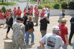 National Corvette Museum Honors Wounded Warriors