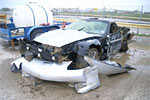 This Won't Buff Out: 2010 Corvette ZR1 Flood Car