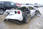 This Won't Buff Out: 2010 Corvette ZR1 Flood Car