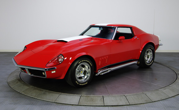 Corvettes on eBay: Mail Order Baldwin/Motion Corvette