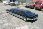 Mystery Men 1979 Corvette Limo