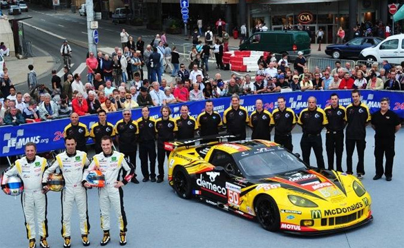 2011 Le Mans: ILMC Larbre Competition Preview