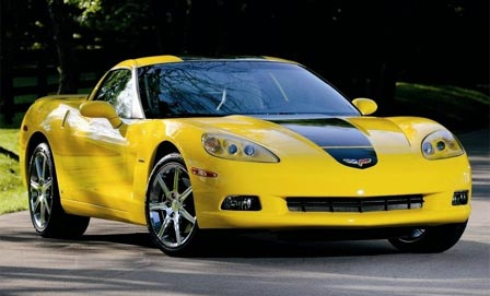 Hertz Selling Corvette ZHZ's at Dealer Auction