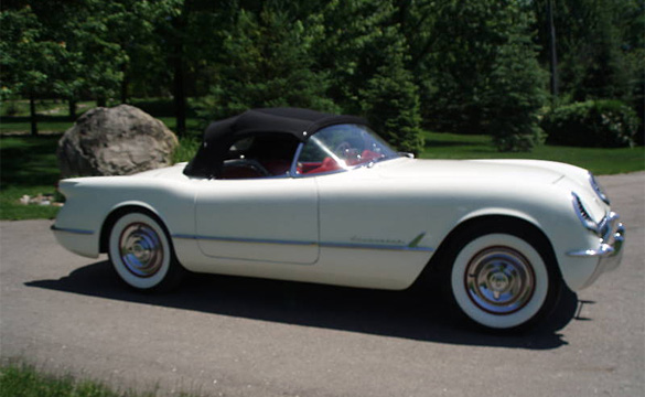 Corvettes on eBay: The 274th 1953 Corvette Ever Made