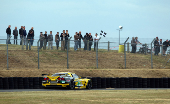 Corvette Racing Qualifies Fourth and Sixth for 24 Hours of Le Mans