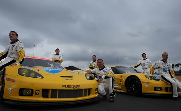2011 Le Mans: Inside Track with Corvette Racing Drivers