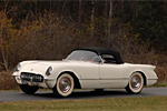 1953 Corvette Roadster, Chassis number 157