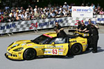 Corvette Racing's 2008 LeMans Team Photos