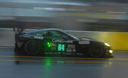 Corvette Racing at the 24 Hours of Le Mans
