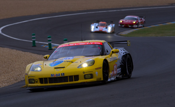 Corvette Racing Links
