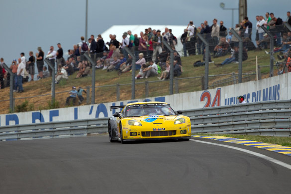 Corvette Racing Le Mans Six-Hour Report: Battle at the Front