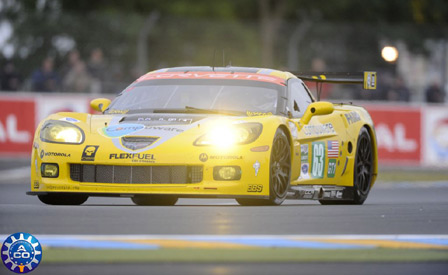 Live Blogging Corvette Racing GT1 Campaign