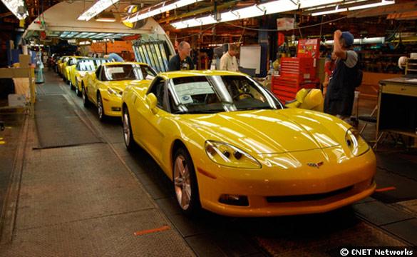 Final 2010 Corvette Production Statistics