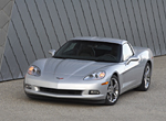 2009 Corvette in Blade Silver Metallic