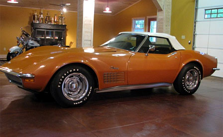 1971 Corvette Convertible for Sale at VetteFinders.com
