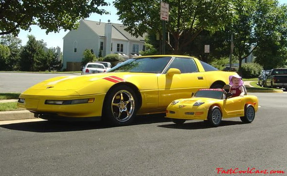 Happy Fathers Day from your friends at CorvetteBlogger.com!