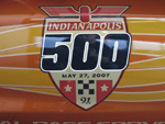 2007 Corvette Indianapolis 500 Pace Car