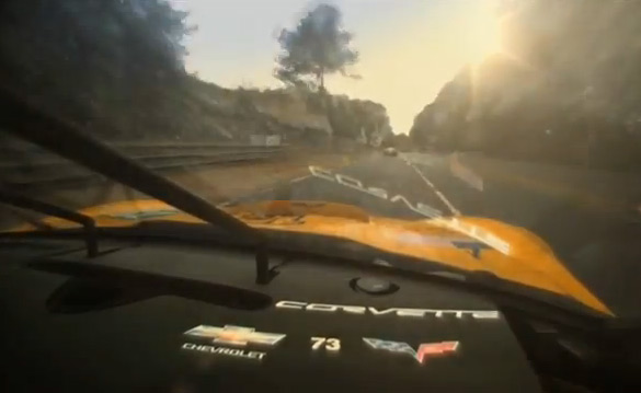 [VIDEO] Corvette AdWatch: Listen | Corvette Victory at Le Mans