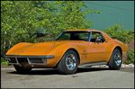 Mecum at Bloomington Gold: Race-Ready Corvettes