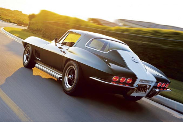 A One-Of-A-Kind 1967 Corvette. Really!