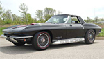 The Roby Price 1967 Corvette Convertible