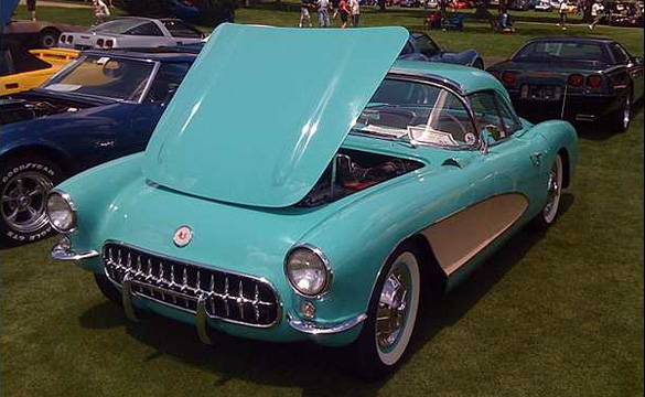 Friday's Corvette Sales at Bloomington Gold Total Nearly $1.2 Million