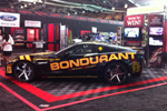 Bondurant at Barrett-Jackson Orange County