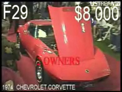 Watch the Bloomington Gold Corvette Auction Live