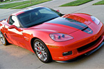 Corvette Designer Kirk Bennion's 2011 Inferno Orange Z06
